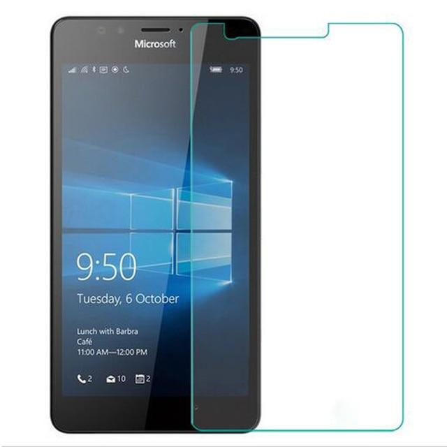 Закаленное Стекло для Nokia Lumia 640 XL 630 625 650 550 930 950XL 830 820 735 730 Экран протектор Защитная для Microsoft Lumia