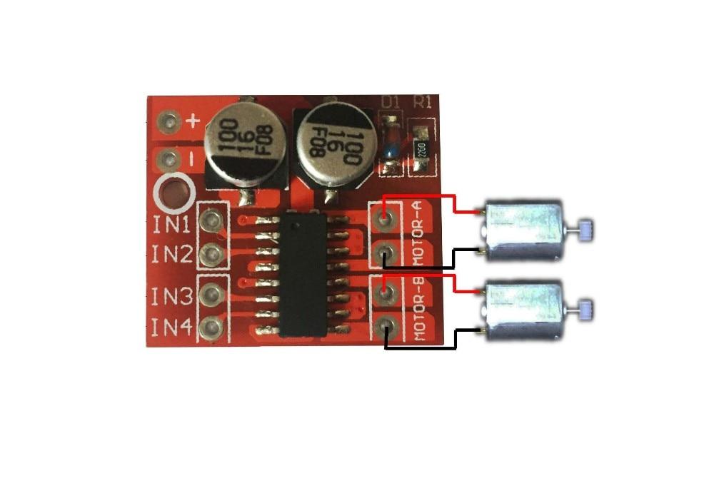 Arduino - Motor speed control pwm - Make it easy!