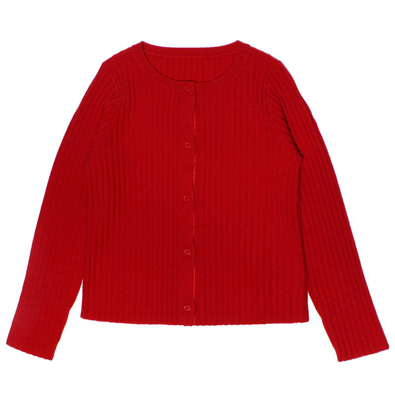 100% cashmere girls sweater fashion brand gift high quality girls cashmere cardigan red gary cashmere sweater for girls pocket girls 100