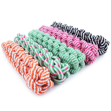 Cotton Braided Bone Rope For Pets