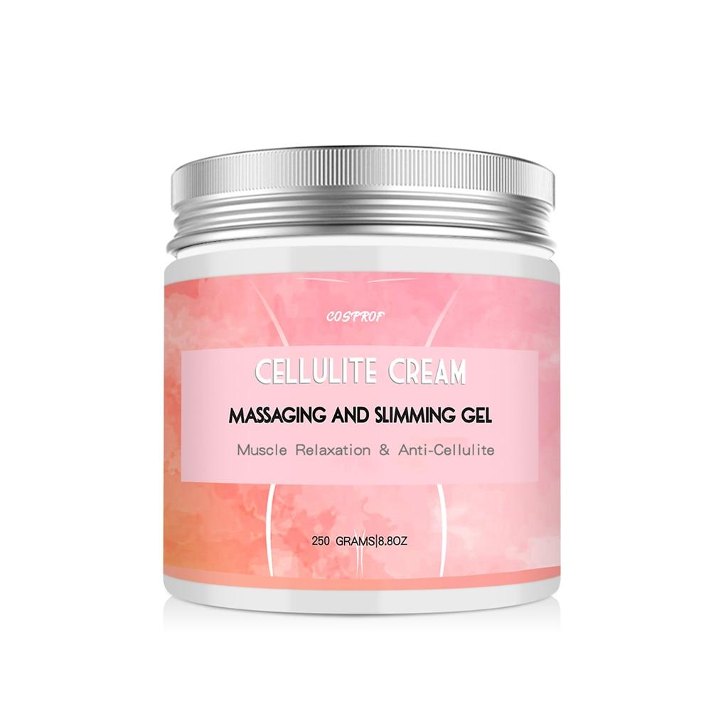 Anti celulitis masaje Natural relajante muscular para adelgazar la celulitis crema quemador de grasa cremas pérdida de peso