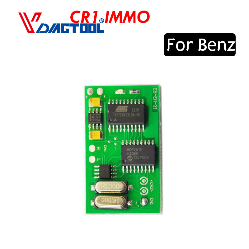 Car Repair Tools The Cheapest Price Top Quality Diagnostic Tool For Benz Cr1 Immo Emulator Car Key Damaged For Mercedes Immobilizer