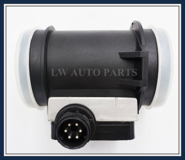 12 months quality guarantee Mass air flow sensor OE No.: 0280213011 for BMW <font><b>3</b></font> E36 325 i E34 5 525 i iX 24V Touring image