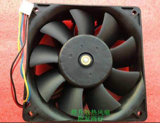 Wholesale: original Nidec VA450DC V34809-90 1*1*38MM DC12V 3.3A 4 Line PWM large Air cooling Fan