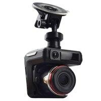 2 In 1 360 Degree Car Radar Detector DVR Vehicle Voice Alarm System Dash Cam Auto
