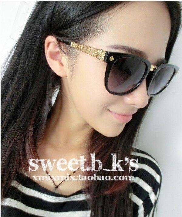 Chrome Hearts Womens Sunglasses  online vintage hearts sunglasses new fashion oculos de sol