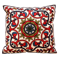 33 Patterns 100 Cotton Embroidery Sofa Cushion Cover Perfect Quality Home Decoration Housewarming Gift Car Throw