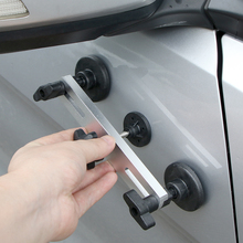 Car Dent Repair Auto Repair Tool Car Body Repair Kit Dent Puller Kit Pulling Bridge Glue Pulling Tabs for Car Tool Accessory