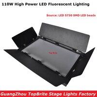 מחיר הנחה תאורת ניאון LED מתח גבוה 110 W מקצועי שלב Strobe אור אפקט עם 256 יחידות LED 5730 SMD לחמים