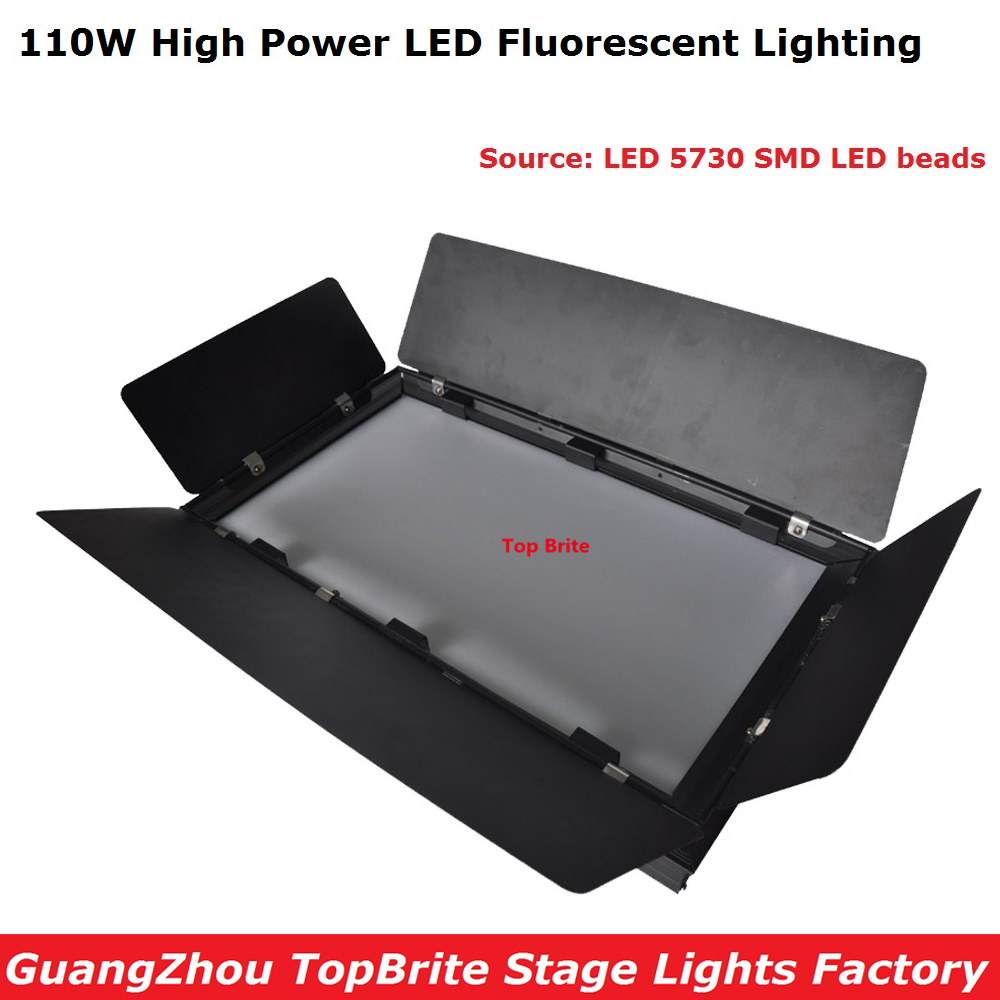 Discount Price LED Fluorescent Lighting High Power 110W Professional Stage Strobe Effect Light With 256Pcs LED 5730 SMD Breads