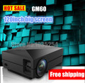 2015 новое поступление домашний кинотеатр HD 1080 P портативный жк-vga микро-hdmi кино USB домашнего кинотеатра 3D из светодиодов жк-проектор Proyector