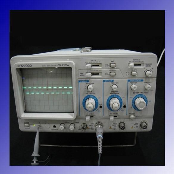 freeshipping kenwood cs 4125a 20mhz real time oscilloscope digital rh aliexpress com Clip Art User Guide Clip Art User Guide