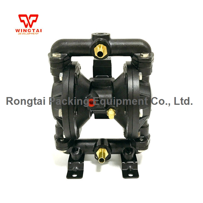 Hot Sell 1/2 BML-15 Pneumatic Diaphragm Pump Strong Corrosion Resistance Aluminum Alloy Ink Pump aro ingersoll rand pneumatic diaphragm pump 1 1 2 metal pump housing 666170 3eb c