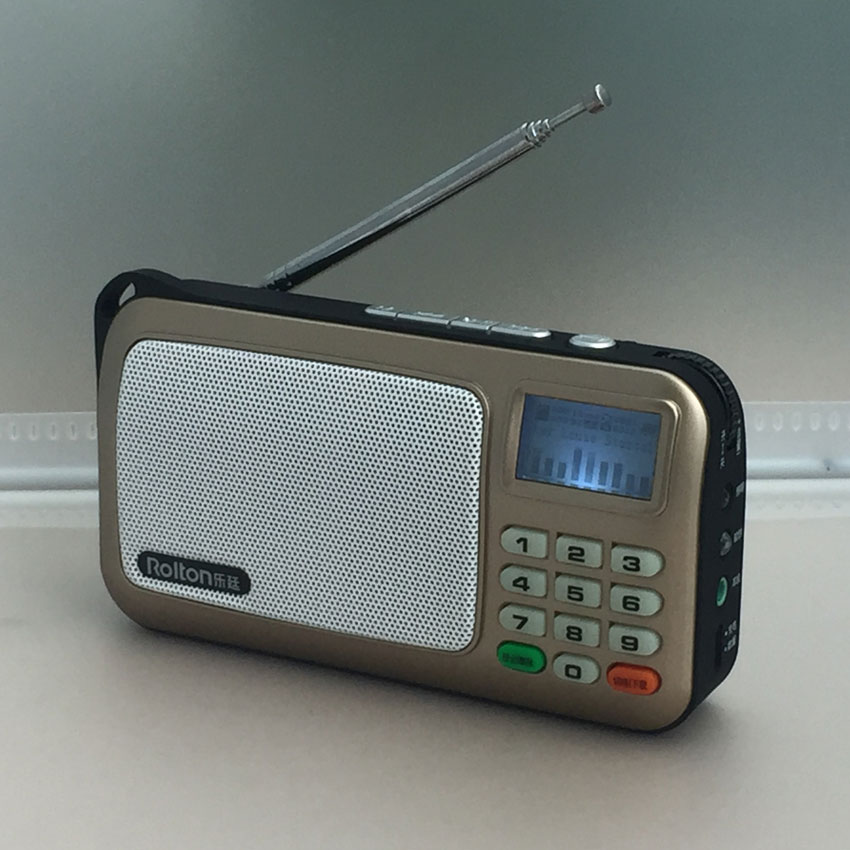 Rolton W505 MP3 WMA WA Player Mini პორტატული - პორტატული აუდიო და ვიდეო - ფოტო 3