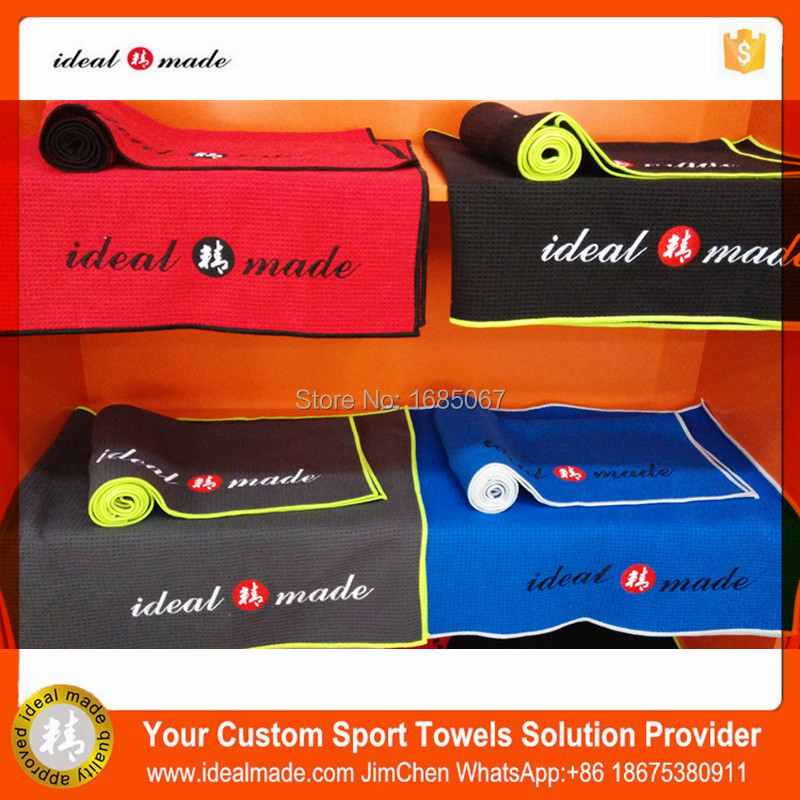 Super Absorbent Custom Embroidered Gift Reusable Golf Towel