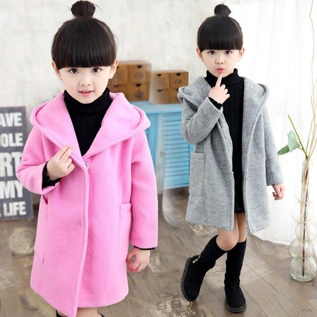 53675bfbddd9 Children  s clothing woolen jackets autumn and winter kid s ...