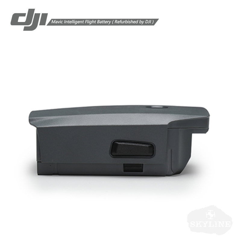 DJI Mavic Pro Intelligent Flight Battery New/ Refurbished By DJI  Max 27-min Flights Time 3830mAh For Mavic Pro Drone