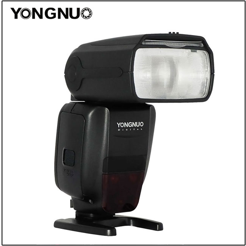 High quality YONGNUO YN600EX-RT II 2.4G Wireless HSS 1/8000s Master Flash Speedlite for Canon Camera as 600EX-RT YN600EX RT  II yongnuo speedlite wireless transmitter yn e3 rt for canon cameras as st e3 rt