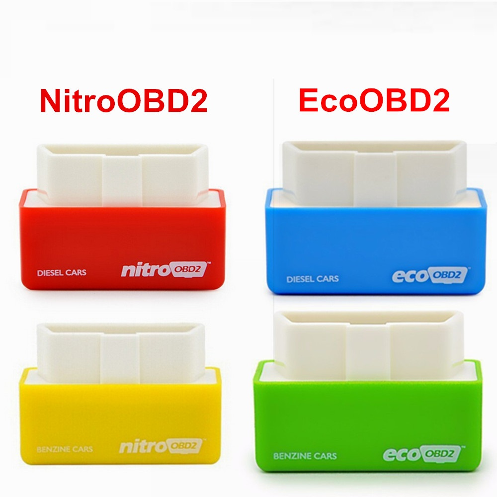Car-Chip OBD2 Driver Obd2-Interface Tuning-Performance-Box NITRO New-Your-Own-Driver