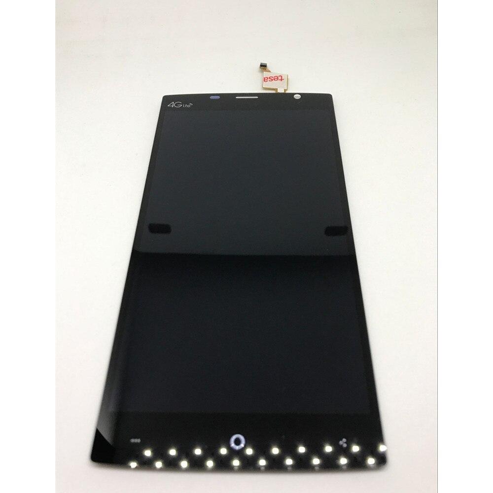 imágenes para Herramientas de reparación + Asamblea Original Leagoo Elite 5 1280*720 Teléfono Inteligente LCD Display + Touch Screen Reemplazo Digitalizador vidrio