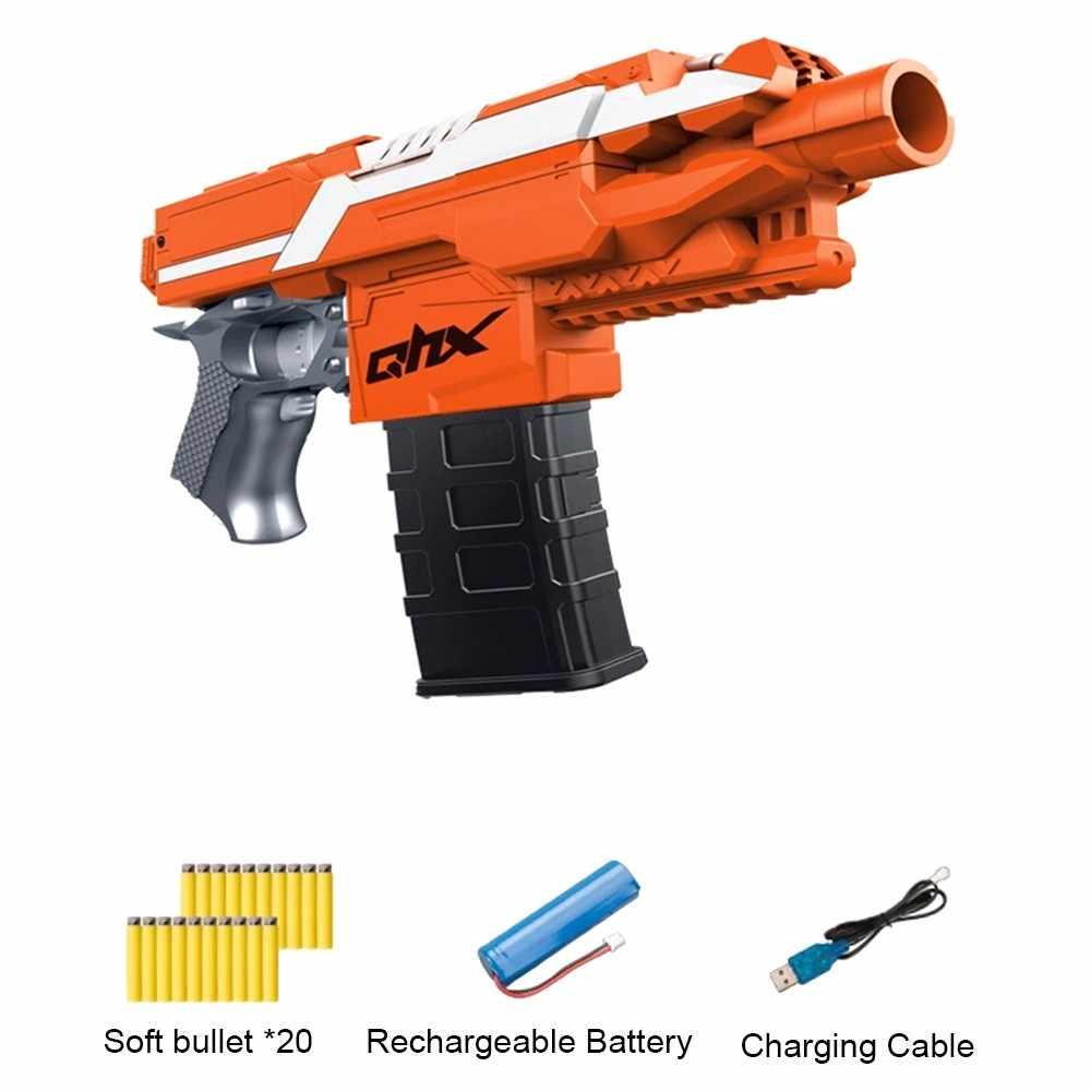 ل nerf السهام لينة الجوف هول رئيس الرصاص 7.2 سنتيمتر عبوة السهام لعبة الرصاص رغوة آمنة مصاصة رصاصة ل Nerf مسدس لعبة