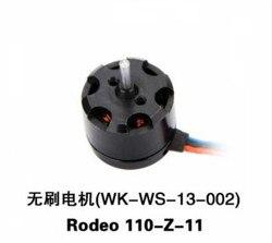 Walkera Rodeo 110 bezszczotkowy silnik (WK-WS-13-002) Rodeo 110-Z-11 darmowa wysyłka
