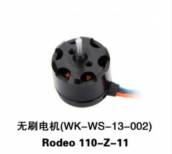 Walkera Rodeo 110 Brushless motor (WK-WS-13-002) Rodeo 110-Z-11 Freies Verfolgen Versand