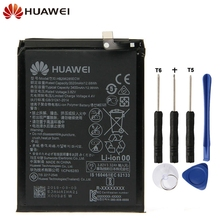 Original Replacement Phone Battery HB396285ECW For Huawei P20 Honor 10 Authenic Rechargeable 3400mAh