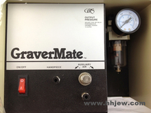 New Arrival EnGraver Single Ended pneumatic Graver Mate Jewelry pneumatic Engraving Machines Equipment