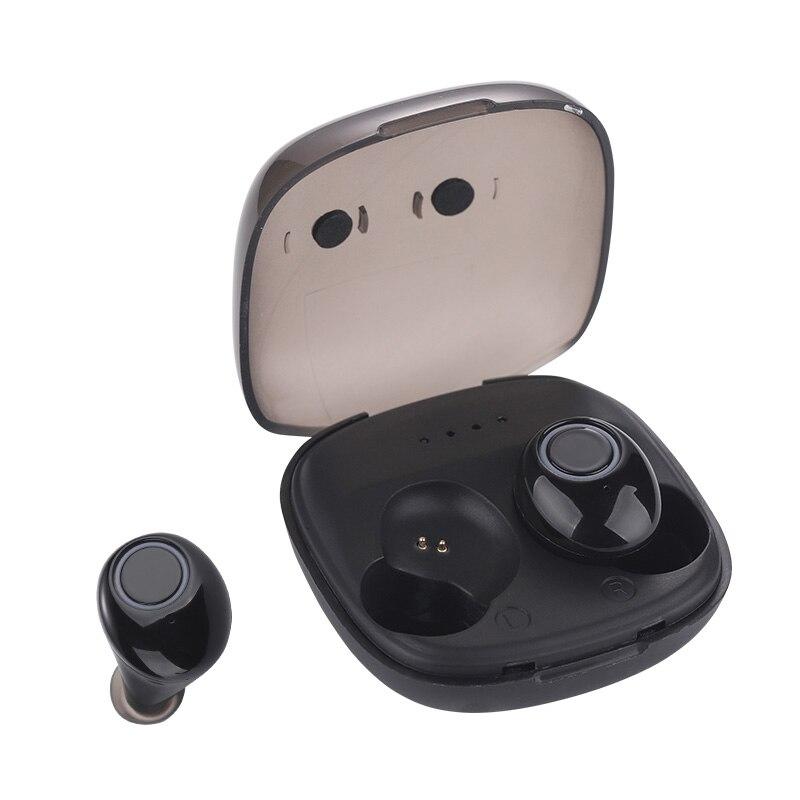 Nouveau TWS Bluetooth 5.0 Sports écouteurs Mini sans fil stéréo écouteurs avec micro pour Smartphones nk-shopping