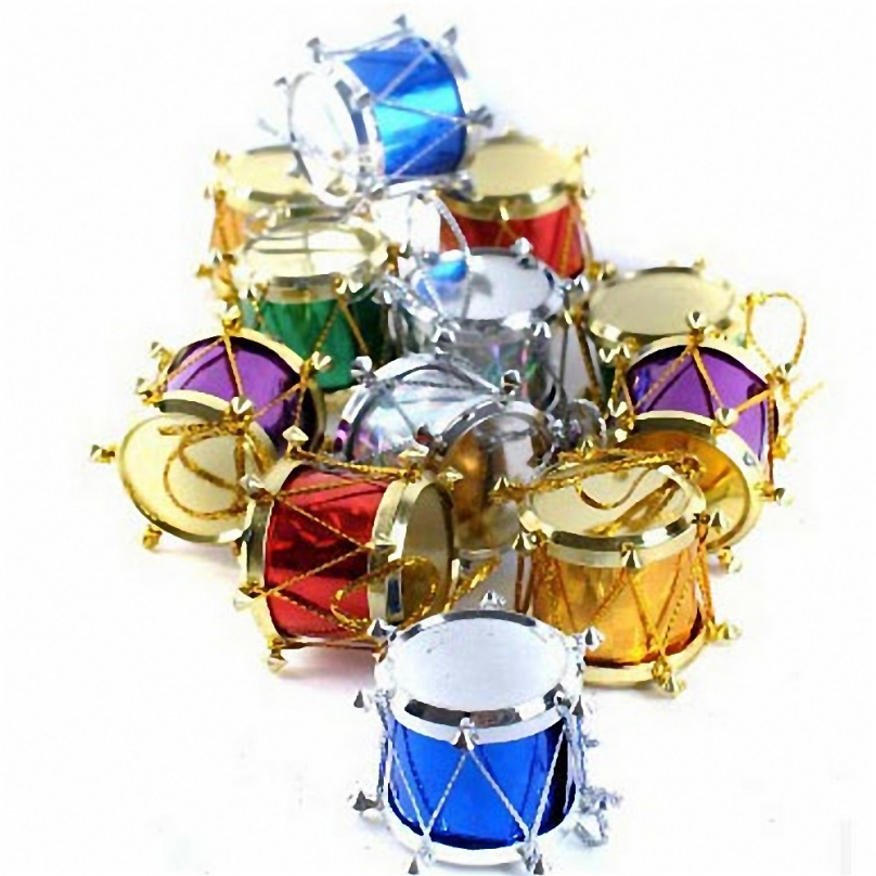 Online get cheap drum christmas ornaments for Christmas decoration suppliers