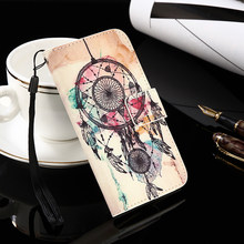 Vivo Y3 Classic Wallet Case Oppo K3 PU Leather Vintage Book Flip Cover Fashion for Asus ZenFone 6 ZS630K Phone Cases(China)