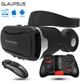 VR Shinecon 4th Gen Virtual Reality 3D Glasses With Headset Shinecon VR 4.0 Pro VR Box For 4.7-6.0 Inches Smartphones + Gamepad