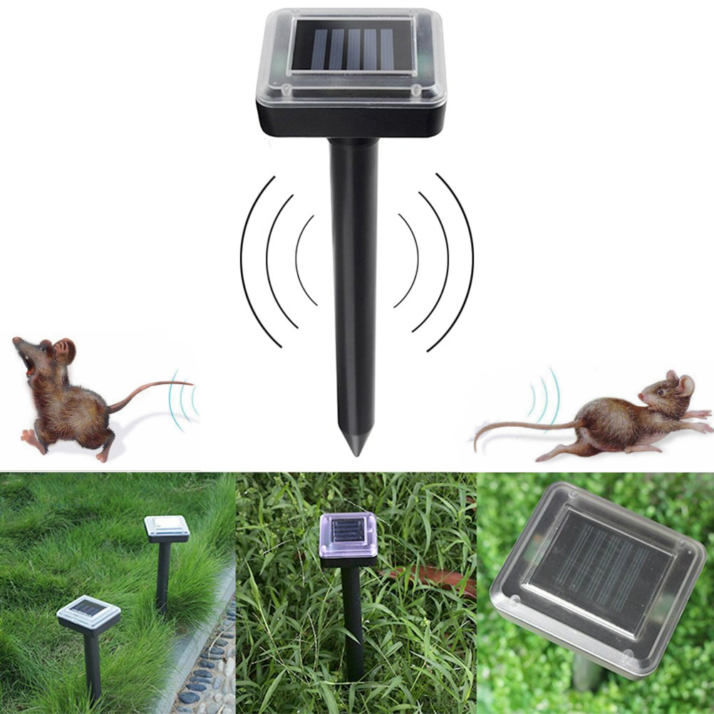 Solar Ultrasonic Pest Repeller  Bird Repeller  Mice Snake Rodent Repellers  Electronic Ultrasonic Rat Mouse Repellent ScarecrowSolar Ultrasonic Pest Repeller  Bird Repeller  Mice Snake Rodent Repellers  Electronic Ultrasonic Rat Mouse Repellent Scarecrow