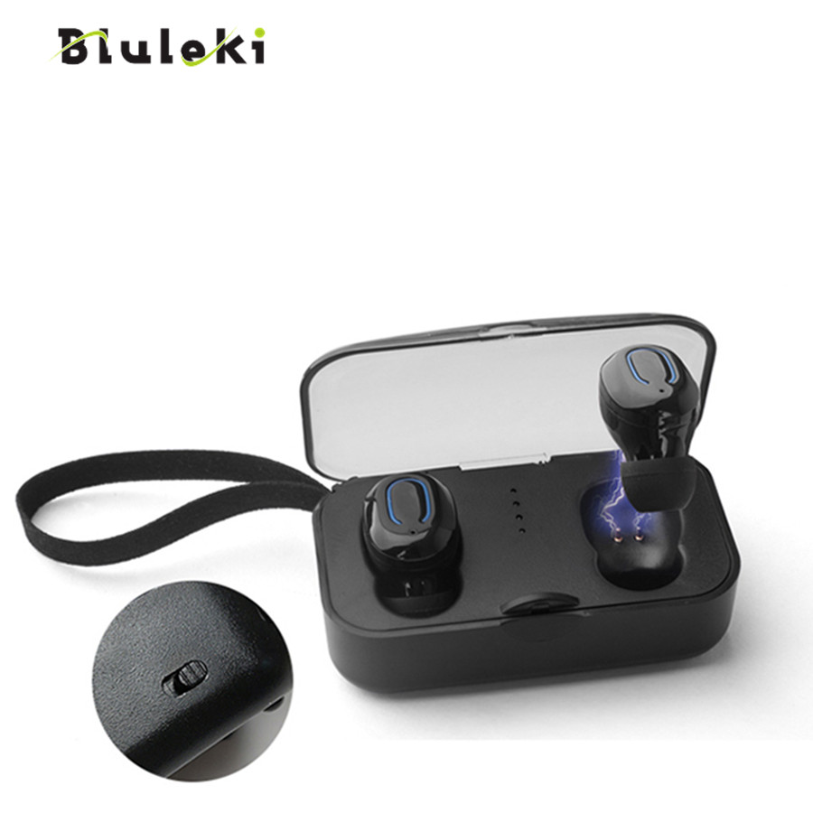 Bluetooth 5.0 Earphones TWS Wireless Headphones Bluetooth Earphone Handsfree Headphone Sports Earbuds Gaming Headset Phone
