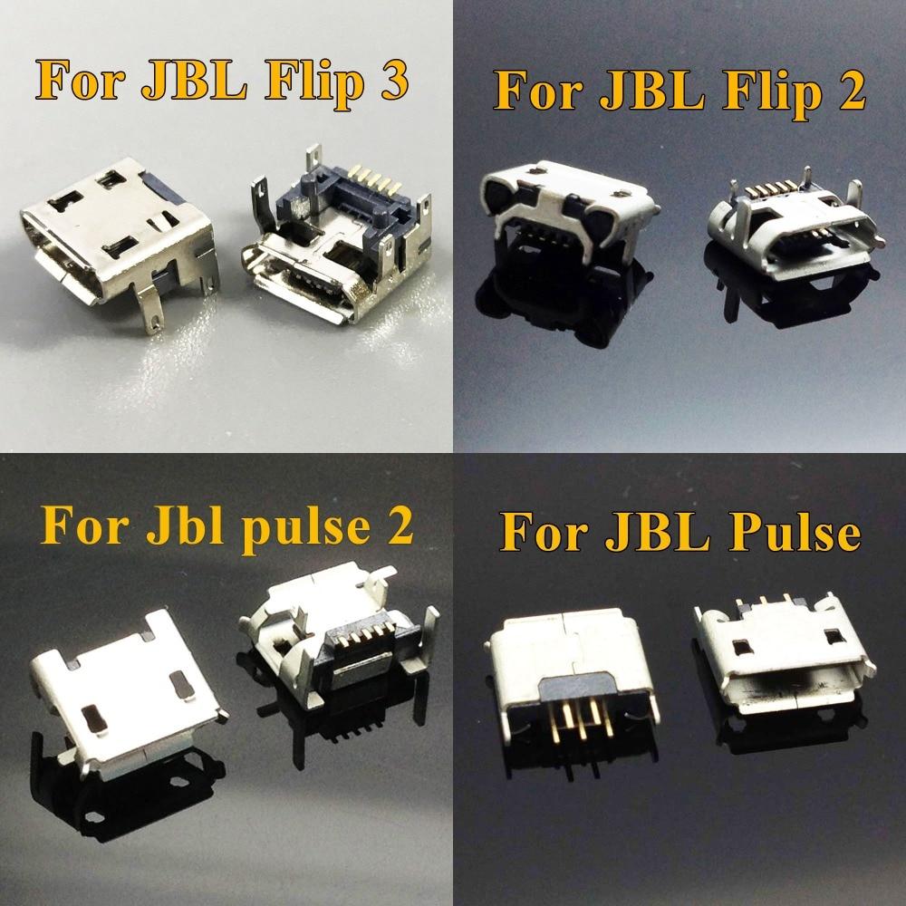 ChengHaoRan 20pcs For JBL FLIP 3 2 Pulse 2 Bluetooth Speaker Micro USB Jack Dock Charging Port Charger Connector Repair Parts
