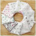 Free shipping Aden anais Summer Spring Autumn newborn supplies baby cotton gauze holds blankets thickening 2 layers 120X120cm