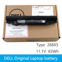 Original Laptop battery For DELL Inspiron 13Z 14z N311Z N411Z 3330 V131 V131R V131D 312 1257 268X5 JD41Y H2XW1 N2DN5 11.1V 65wh