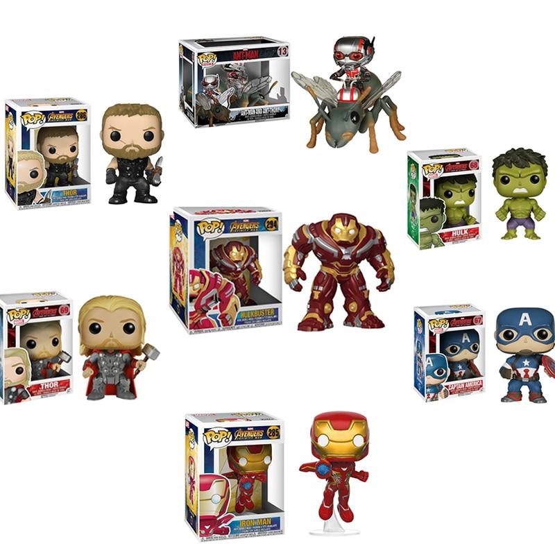 funko-pop-font-b-marvel-b-font-avengers-endgame-infinite-war-super-hero-spider-man-iron-man-pvc-action-figure-collectible-model-kids-toys-f03