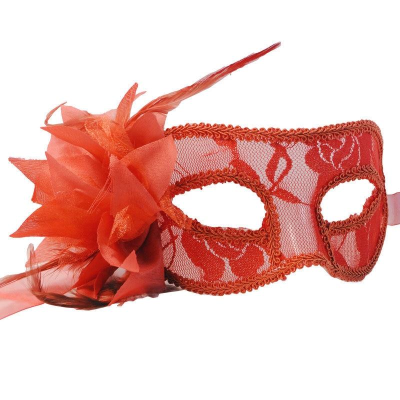 nuova stagione a piedi scatti di risparmi fantastici 2 pz Rosso di Alta Qualità di Pasqua Maschera Di Halloween ...