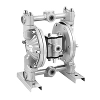 18L/MIN Pneumatic Diaphragm Pump BML 10 Double way Pneumatic Circulating Pump 0.15 0 .8 Mpa 8m