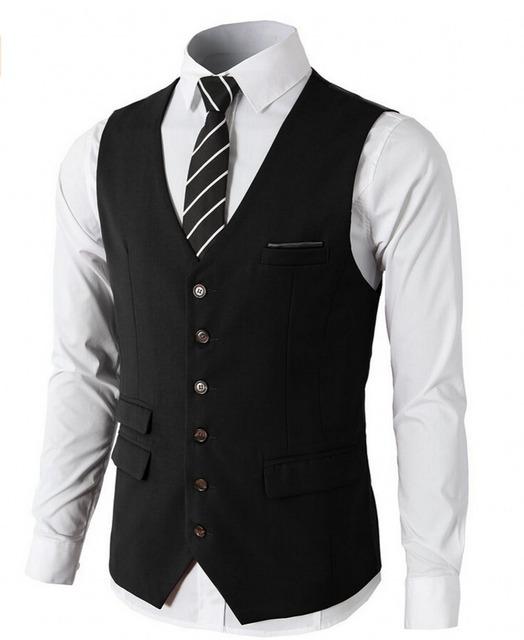 2017 Coletes À Prova de Smoking Do Noivo Padrinhos Do Noivo Suit Vest Custom Made Slim Fit Melhor Homem do Terno dos homens do Casamento Ternos Noivo colete