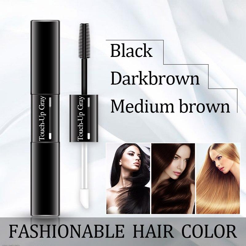 In Sevich Temporäre Haar Dye Haar Farbe Wachs Diy Haar Farbe Mascara Farbstoff Creme 2 In 1 Applikator Pinsel Und Kamm Freies Verschiffen Duftendes Aroma