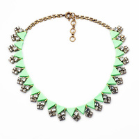 Shijie New Hot Sale Jewelry Wholesale New Arrival Fresh Fashion Retro All Match Lady Necklace Accessories