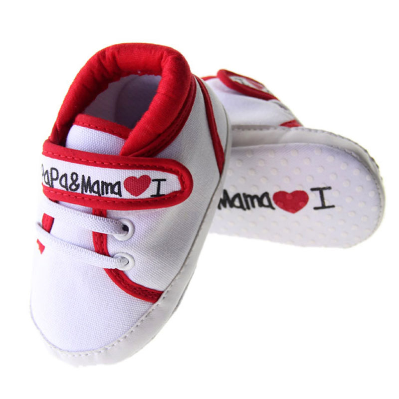 Hot Sale! Baby First Walkers Quality Leisure Infant Kids Boy Girl Soft Sole Shoes,Newborn Toddler Sneakers,Canvas Baby Shoes