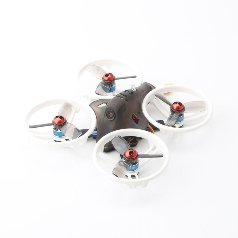 KINGKONG/LDARC ET 5.8g Série ET100 ET115 ET125 3 s V2 Micro FPV Racing Drone 800TVL Caméra 16CH 25 mw 100 mw VTX BNF