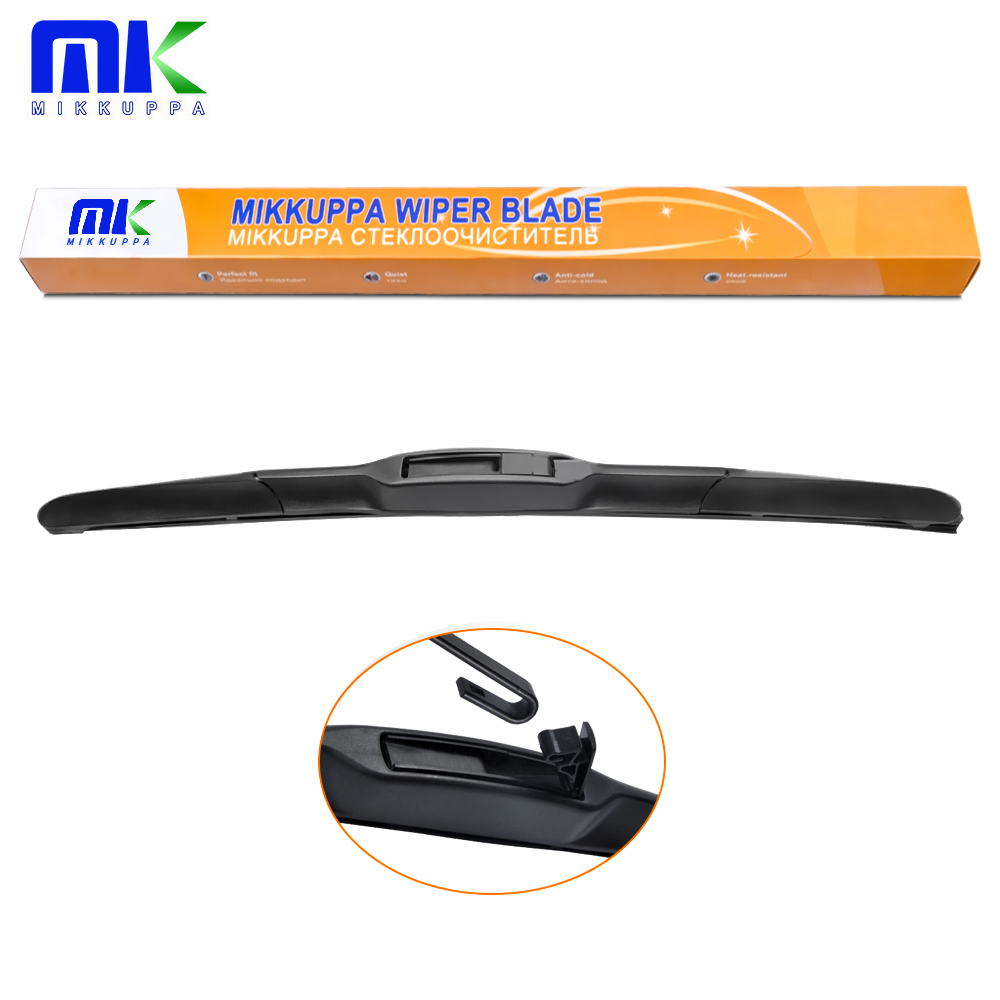 MIKKUPPA Hybrid Wiper Blade For KIA Sportage Sorento Toyota Camry Corolla