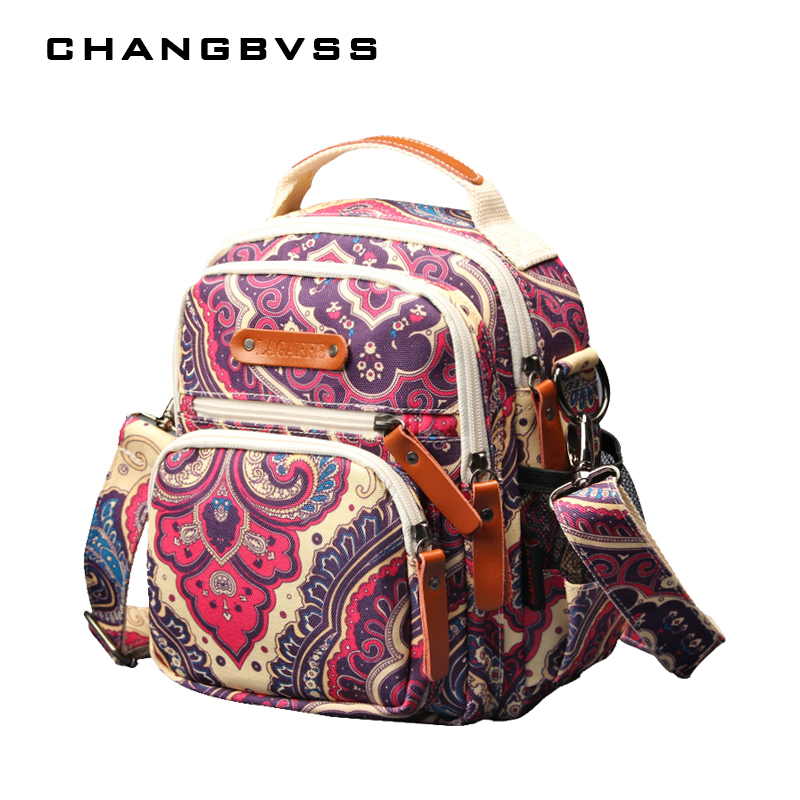 Portable Fashion 5 Colors Handbags For Moms,Multifunction Backpack Diaper Bag,Large Capacity Cartoon Baby Nappy Organizer Bags