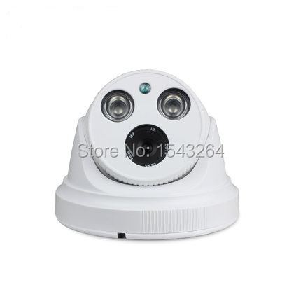 Full HD CCTV Security Camera 1200TVL 1/2.7 CMOS Color Intdoor Surveillance dome camera With IR-CUT IR Night Vison plug and play hd 1200tvl cmos ir camera dome infrared plastic indoor ir dome cctv camera night vision ir cut analog camera security video cam