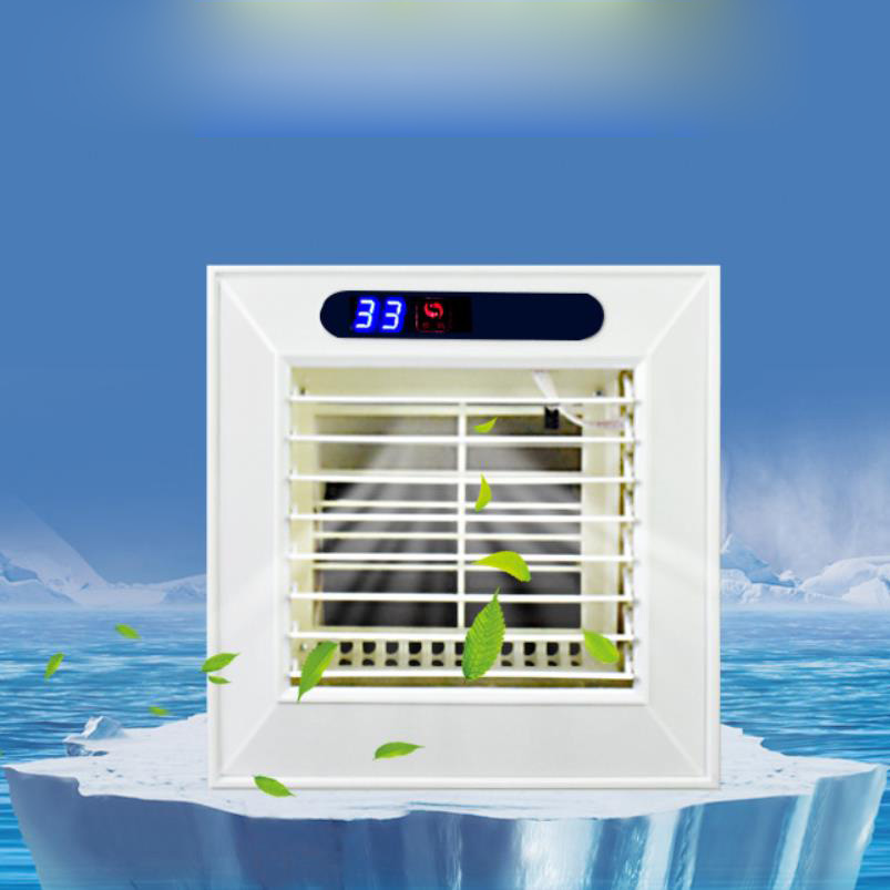 Air-Purifier Hanging-Cooler Exhaust-Fans Ceiling-Ventilator-Extractor Kitchen Remote-Cooling-Fan
